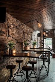 nice a bit rustic but in its own way a modern cafe