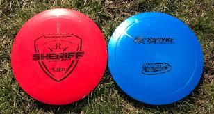 Driver Showdown Dynamic Discs Sheriff Vs Innova Shryke