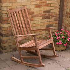 belham living richmond heavy duty outdoor wooden rocking chair com