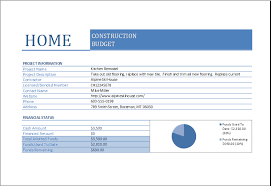 construction budget excel template – thermomix.club