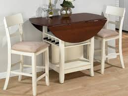 Image of: Small Drop Leaf Kitchen Tables