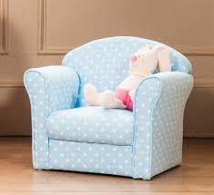 Kids Childrens Fabric Armchair Sofa Seat Stool Childrens Tub Chair