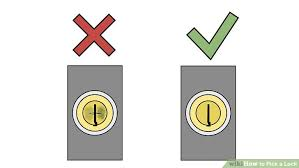 how to pick a master lock. Image Titled Pick A Lock Step 1 How To Master