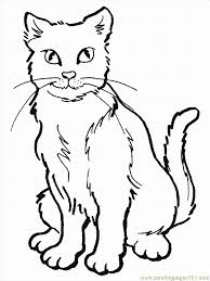 Small Picture Cat1 17 Coloring Page Free Cat Coloring Pages