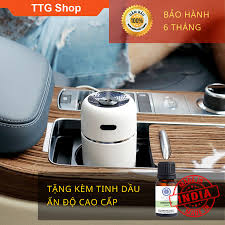 Máy khuếch tán tinh dầu | Xông hơi bù ẩm, khử mùi cao cấp Humidifier