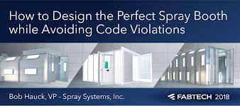 Downdraft Paint Booth Design Pdf How To Design The Perfect Spray Booth Spray Systems
