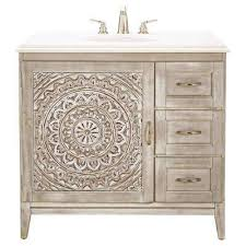 36 Inch Vanities Bathroom Vanities Bath The Home Depot