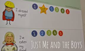 My Growing Up Chart Just Me And The Boys My Growing Up Chart Review