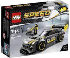 Lego Speed Champions Mercedes Amg Gt3 75877 Ab 49 00 April 2021 Preise Preisvergleich Bei Idealo De