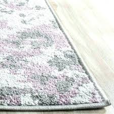 round nursery rugs purple rug idea area pink gray light for and baby