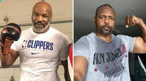 Has officially been moved to nov. Roy Jones Jr Insures Ears Ahead Of Mike Tyson Comeback Fight Sportbible