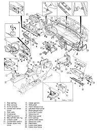 Repair guides interior instrument panel and pad
