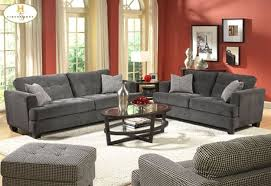 Grey Living Room Decorating Ideas Round Table White Ceiling Glass