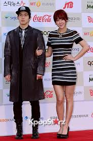 Sistars Soyou And Mad Clown Attend The 3rd Gaon Chart Kpop