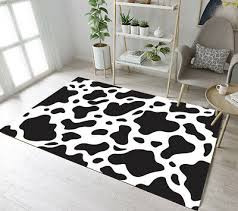 abstract black and white design area rugs bedroom carpet living room floor mat