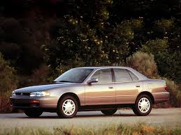 Toyota Camry generations technical specifications and fuel economy