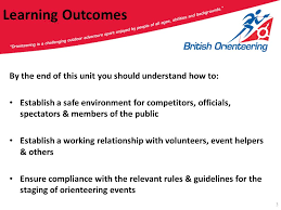 Event Safety and Welfare Hilary Palmer Written by Katy Stubbs & Helen  Errington. - ppt download