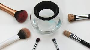 stylpro makeup brush cleaner dramaticmac this game changer promises to wash and dry your makeup brushes