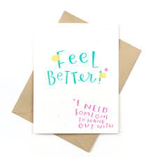 Get Well Card Funny Get Well Card