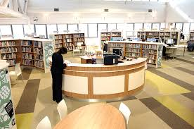 modern library furniture. circulation desk school library designmodern modern furniture