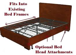 Best Bed Frame For Heavy People Best Bed Frame For Overweight Person ...