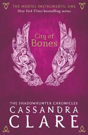 Image result for city of bones uk cover