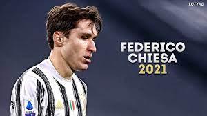 Federico Chiesa 2021 - The Complete Striker | Skills & Goals