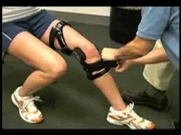Donjoy Knee Brace Size Chart Donjoy Knee Brace Fitting Video
