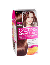 Casting Creme Gloss 600 Light Brown Reviews Light Brown Hair Dye Galhairs