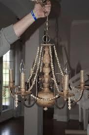 spray paint mason jar chandelier update brass chandeliers outdated portable outdoor chandelier