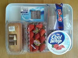Fast Easy Semi Homemade Strawberry Shortcakes Campclem