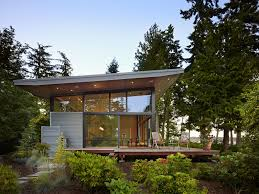 Port Ludlow By Finne Architects - Green home design
