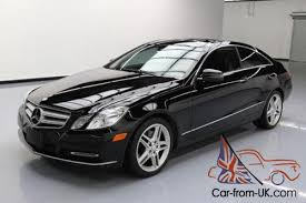 And the luxury of this vehicle is top notch. 2013 Mercedes Benz E Class E350 Coupe P1 Pano Sunroof Nav