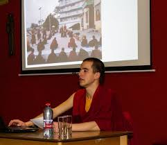 VTI Brugge - Op 20 en 21 februari kwam monnik Giel... | Facebook