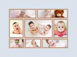 baby collage frame baby collage happywinner co