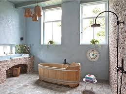 amazing beach bathroom decor ideas rustic wall ocean themed sets rug