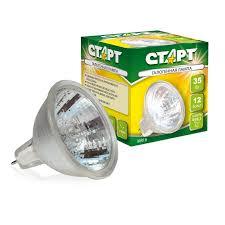 <b>Лампа галогенная Старт</b> 35 Вт GU53 2750k теплый белый спот