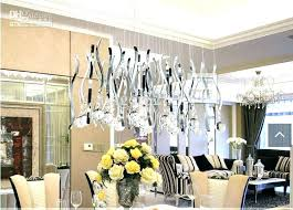 dining rooms with chandeliers fire multi light