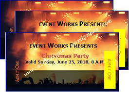 free ticket design template event ticket template graphics and templates