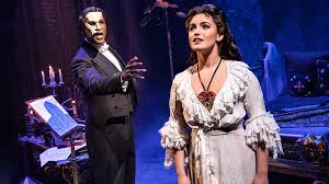 Phantom Of The Opera Set For 12 Day Run At Lied Center