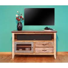 Antique 52 Inch TV Stand 966 Artisan Home IFD966STAND