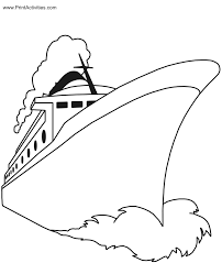 Small Picture Baby Tv Crew Colouring Pages Page 2 For Boat Coloring Pages