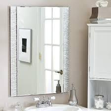 bathroom mirrors ideas white square vanity bowl vessel sink dark brown decoration lights marble countertop chrome