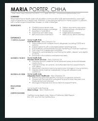 Home Health Aide Resume Gorgeous Home Health Aide Resume Sample Home Aide Resume Sample Home Health