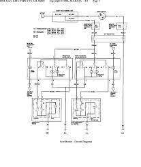 both heated seats died acurazine acura enthusiast community heres a wiring diagram
