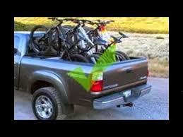 Pickup Truck Bike Racks - YouTube