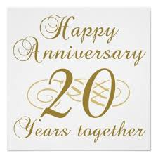 40th Wedding Anniversary Wishes Messages And Quotes Happy Simple Quotes About 20 Years Of Marriage