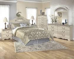 Catalina 4 Pc. Bedroom- Dresser, Mirror, Queen/Full Panel Headboard &