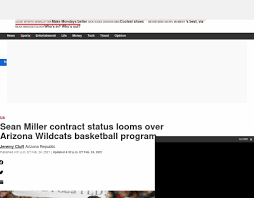 Sean Miller contract status looms over ...