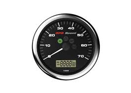 vdo viewline gps speedometer from euro svb gmbh viewline gps speedometer